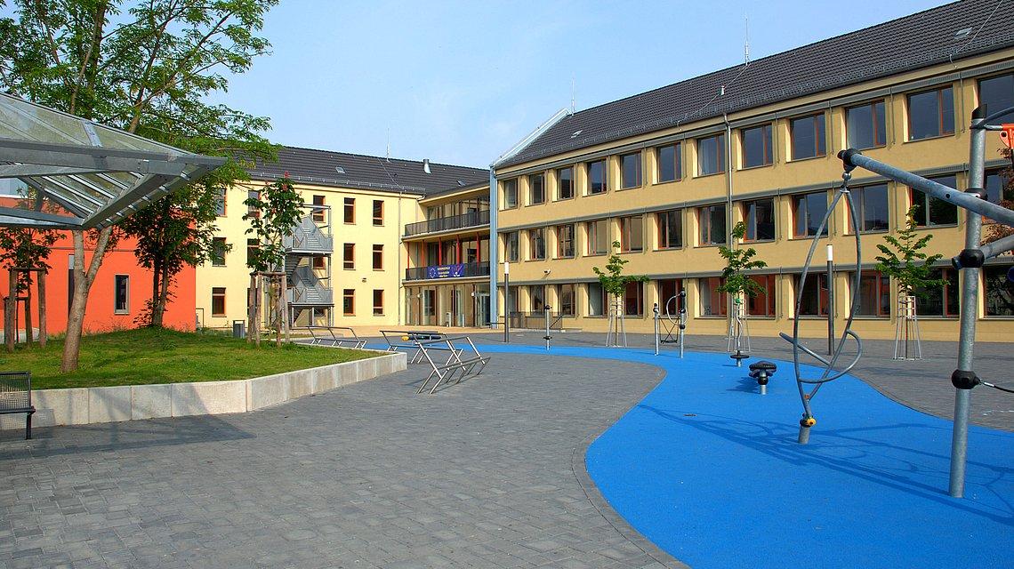 """Integrierte Gesamtschule """"Vier Tore"""""""